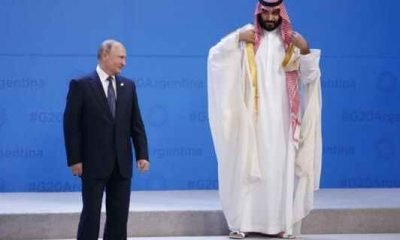 Marriage of Convenience: How Oil Wars Ended the Bromance Between Putin and Saudi Crown Prince
