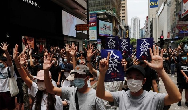 As China imposes its own legislature over Hongkong, 5 major countries discontinued their extradition treaties with the latter