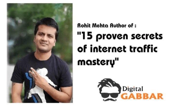 नई डिजिटल इंडिया को गति देता रोहित मेहता का Startup डिजिटल गब्बर